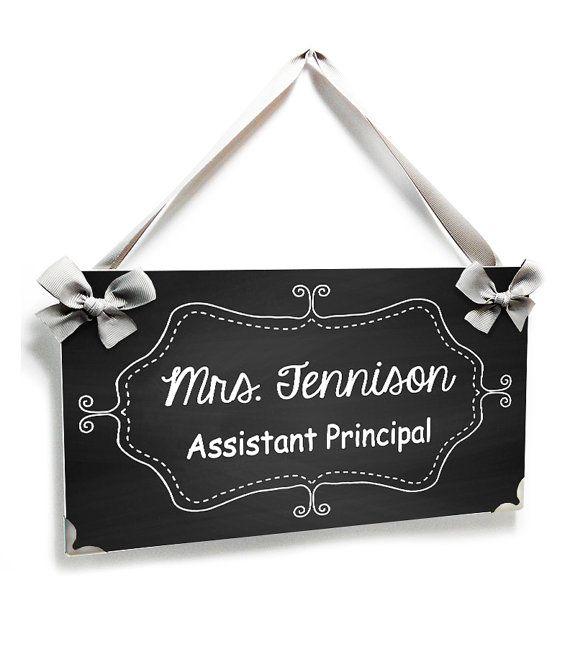 Door clipart principal's office Ideas Pinterest plaque Assistant office