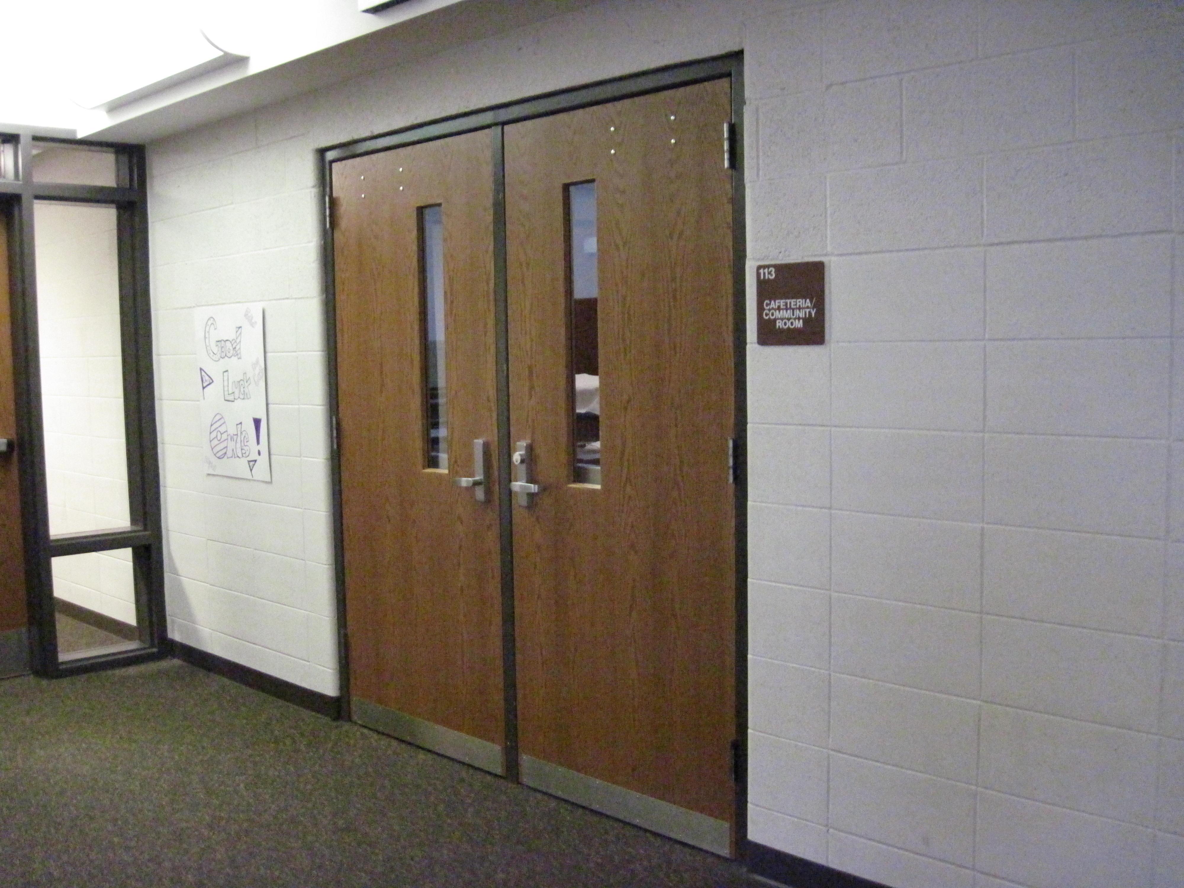 Door clipart puerta Doors Art Jackson Door Classroom