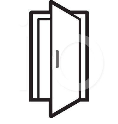 Door clipart rectangle #8