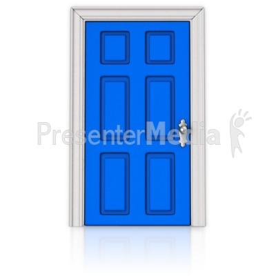 Door clipart rectangle #2