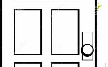 Door clipart rectangle #6