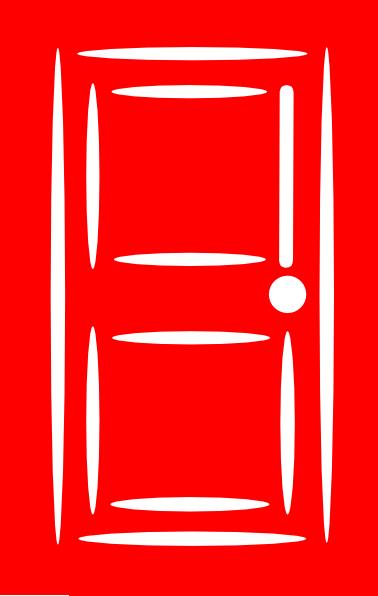 Door clipart red Online Download Art this art