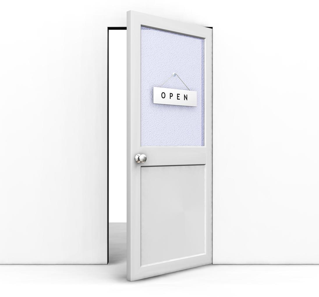 Open clipart opening door Clip Wooden Images clip Free