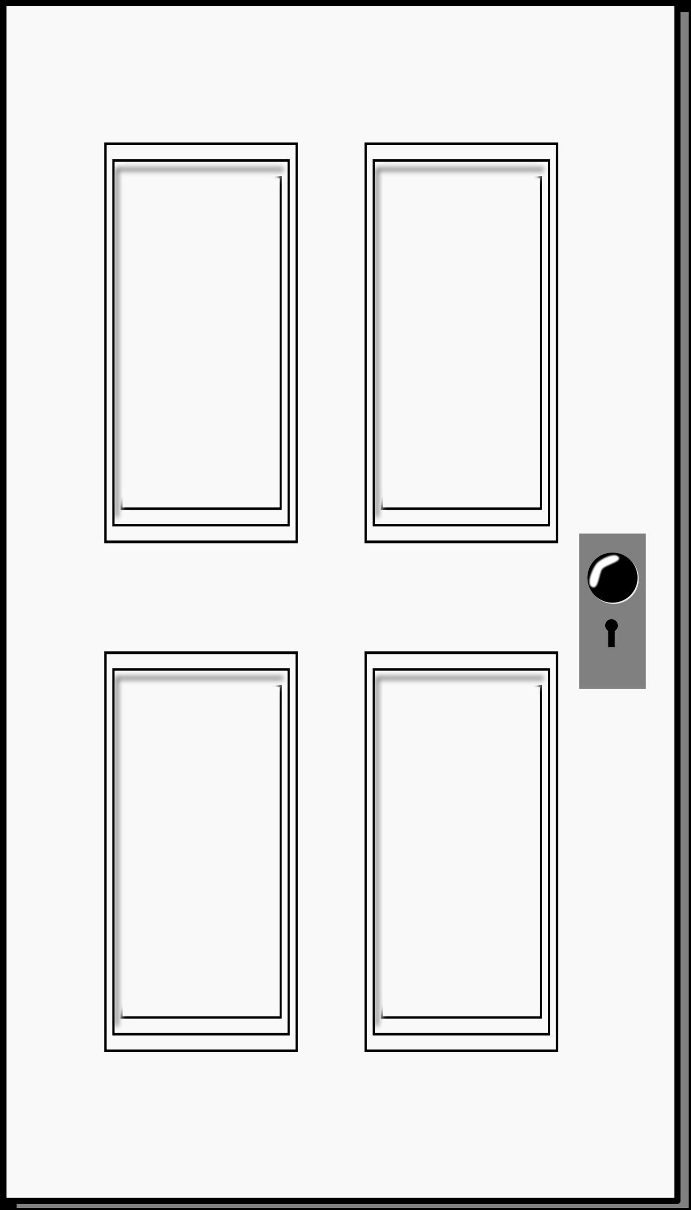 Door clipart sideways Cliparts Liftarn Art Cliparts Zone