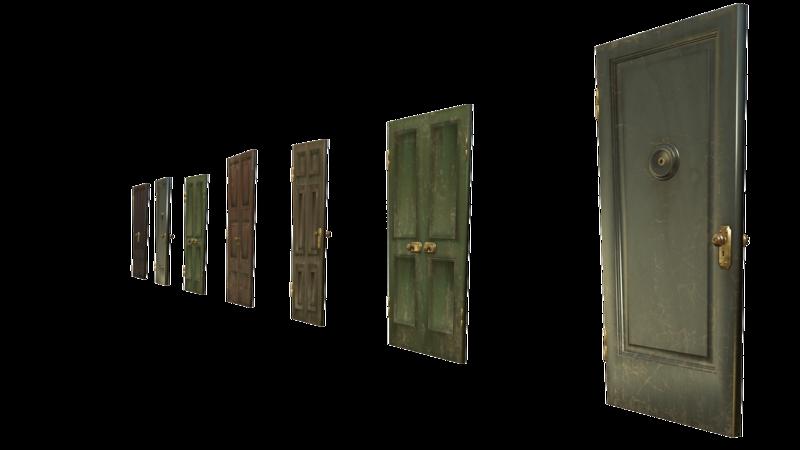 Door clipart sideways PNG PNG HD All Door