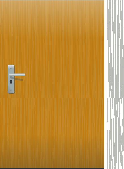 Door clipart sideways At royalty free art Door