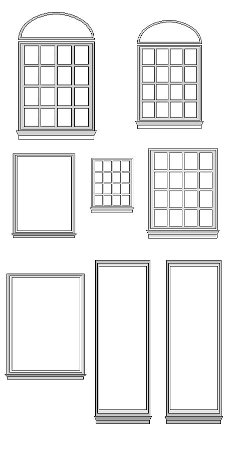 Door clipart square window Windows craft clipart and BBCpersian7