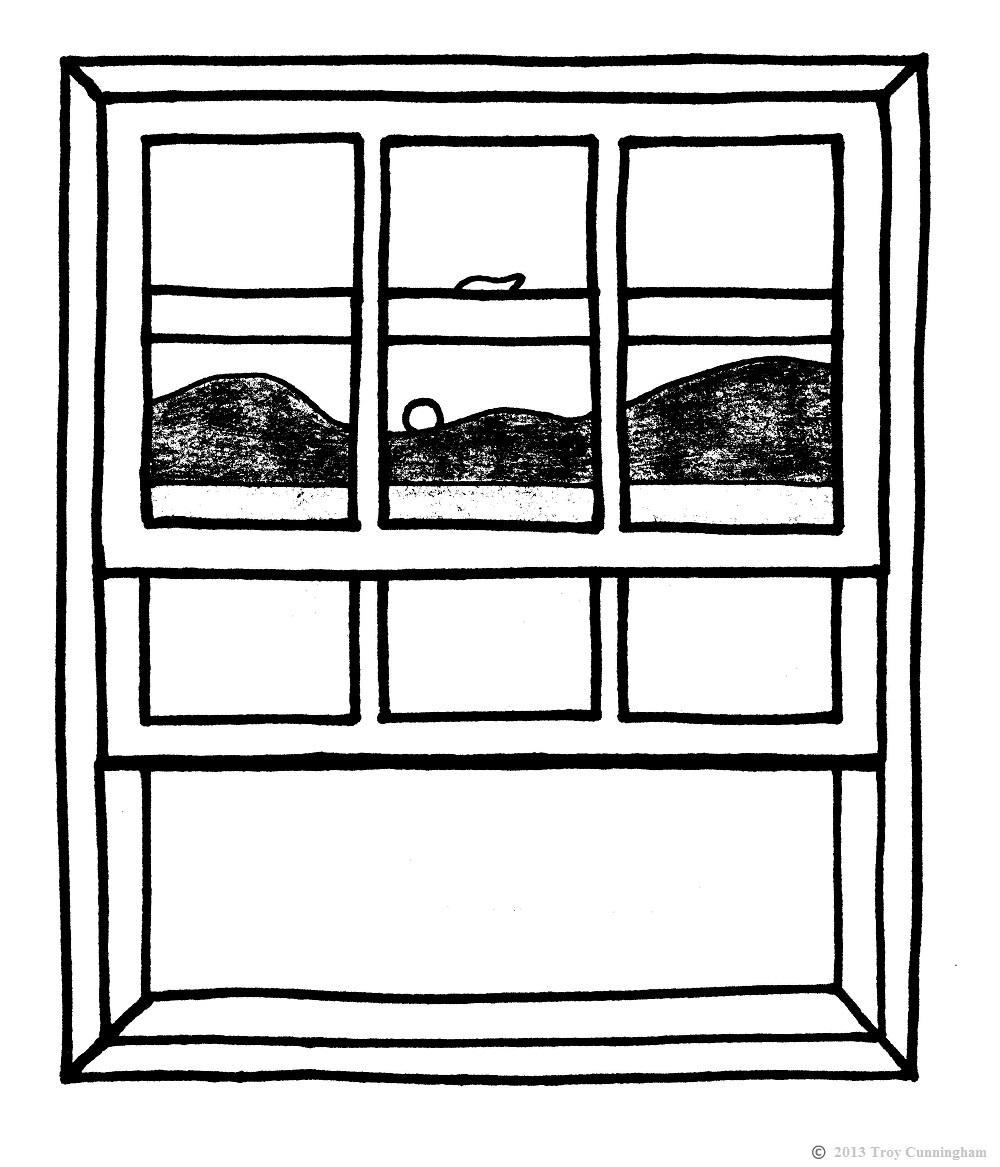 Door clipart square window Black window Clip and Art