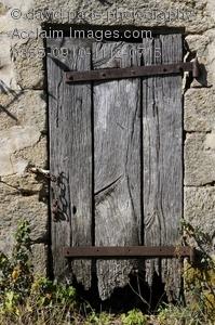 Door clipart wood door Acclaim & wooden stock clipart