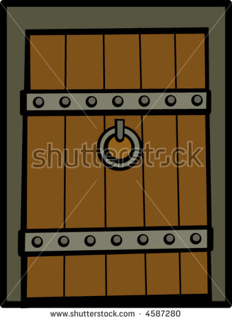 Open Door clipart wooden door Clipart Door Wooden Pictures Wooden