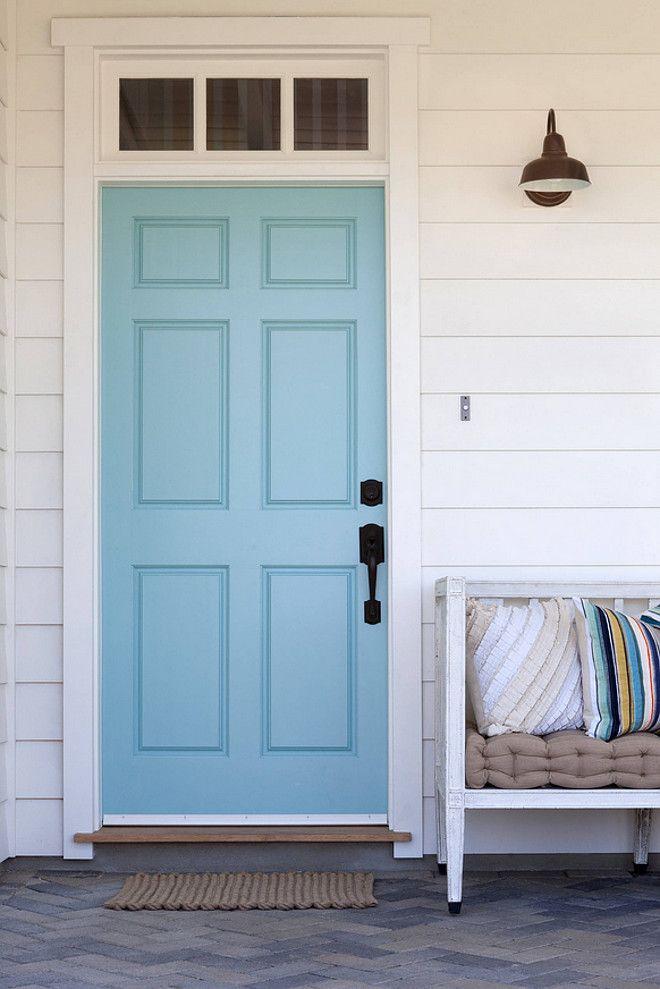 Doorway clipart blue door On Front www Exteriors Blue