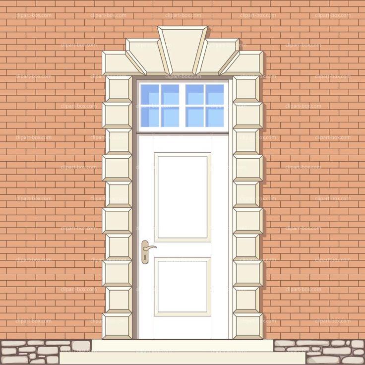 Doorway clipart entrance #7