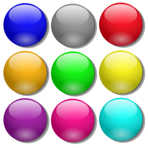 Marbles clipart nine Art Dots Game Marbles Clip