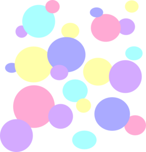 Dots clipart colored circle Online vector Clker Clip royalty