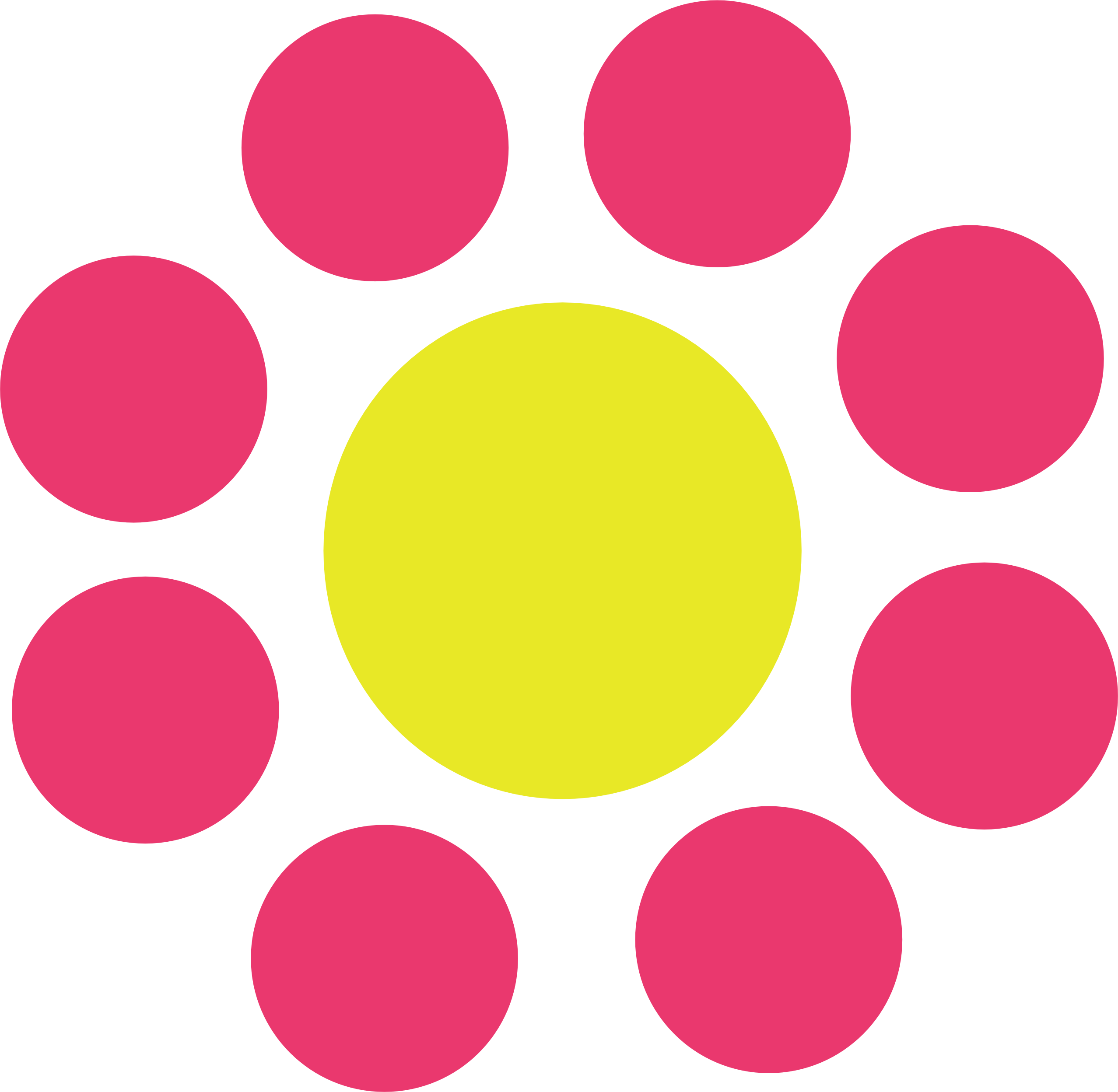 Dots clipart colored circle Images Free Free Clipart Clipart