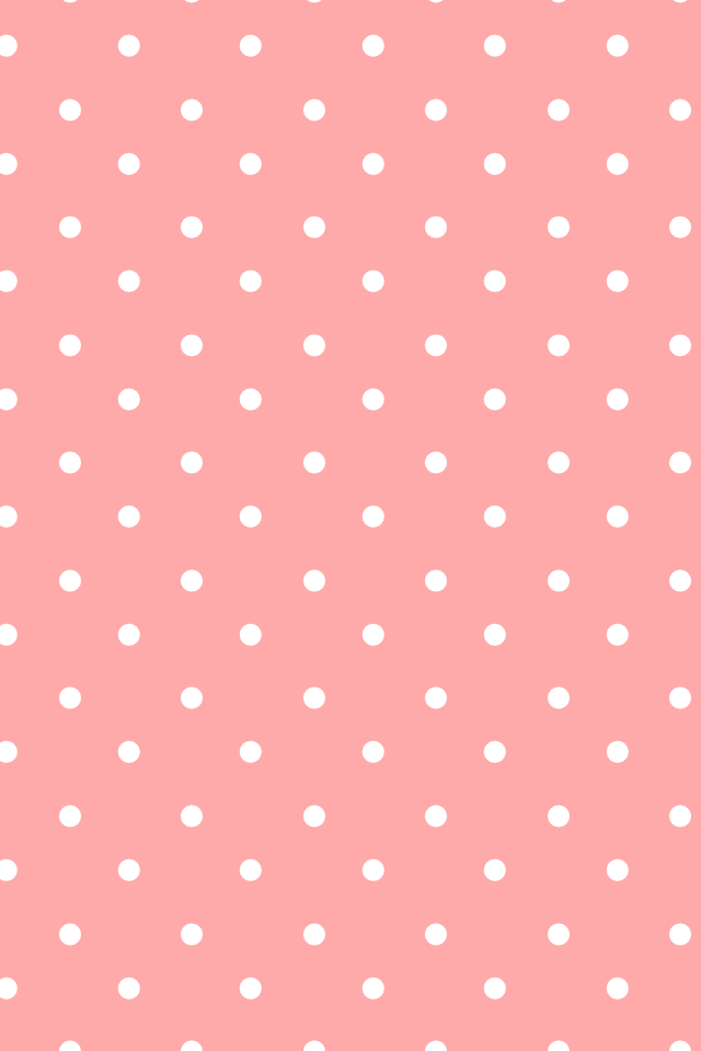 Dots clipart cute wallpaper WAllpaper Polka iphone Polka Pinterest
