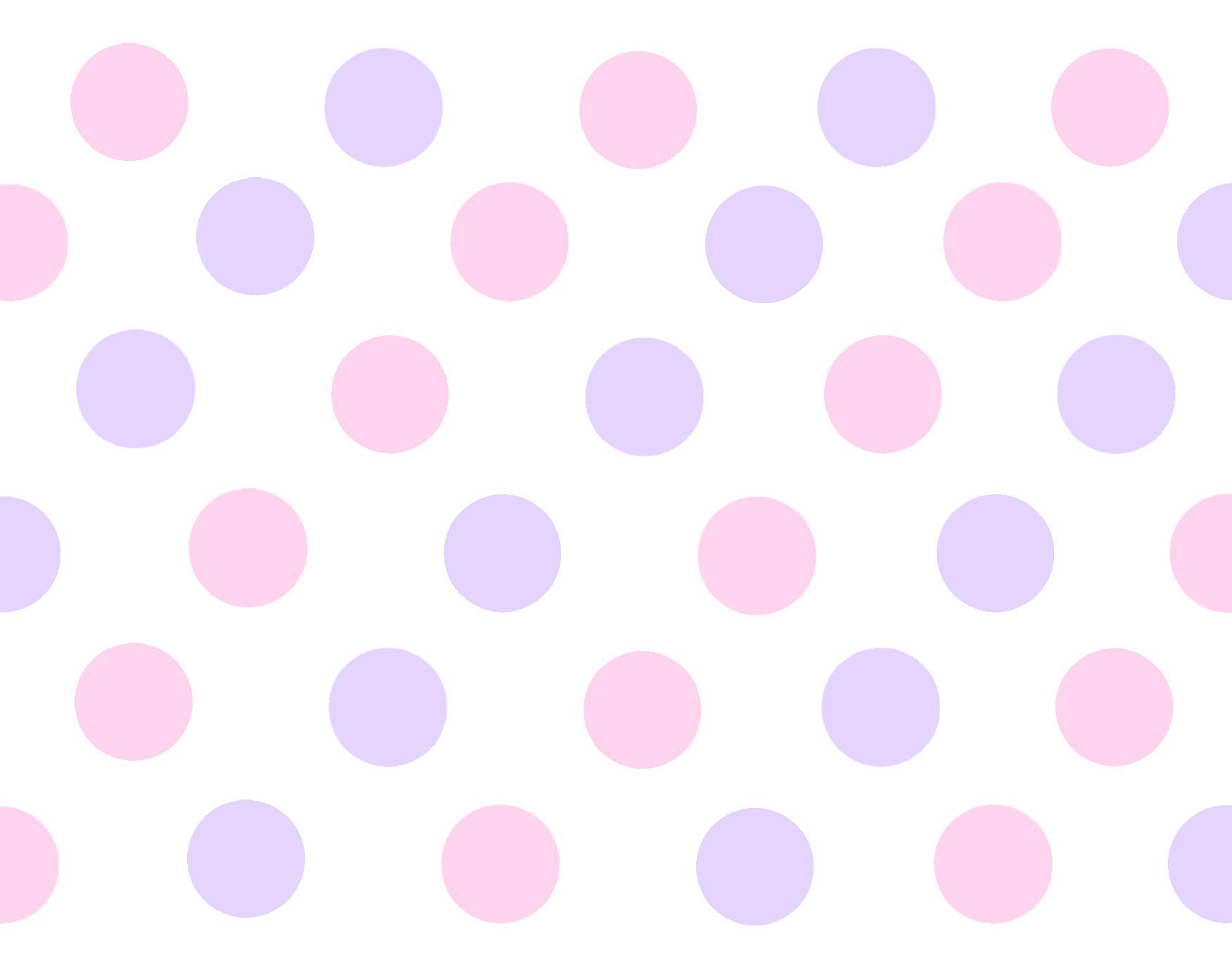 Dots clipart cute wallpaper Wallpaper WallpaperSafari purple Cute collection