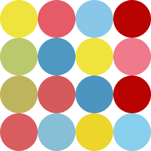 Dots clipart dot array Around all 1SW's Arrays Arrays