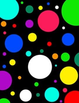 Dots clipart dot array Papers minták Background Dots on