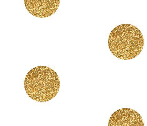 Dots clipart gold dot #5