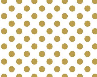 Dots clipart gold dot #6