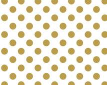 Dots clipart gold dot #2