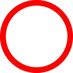 Dots clipart red circle Free clip art com circle