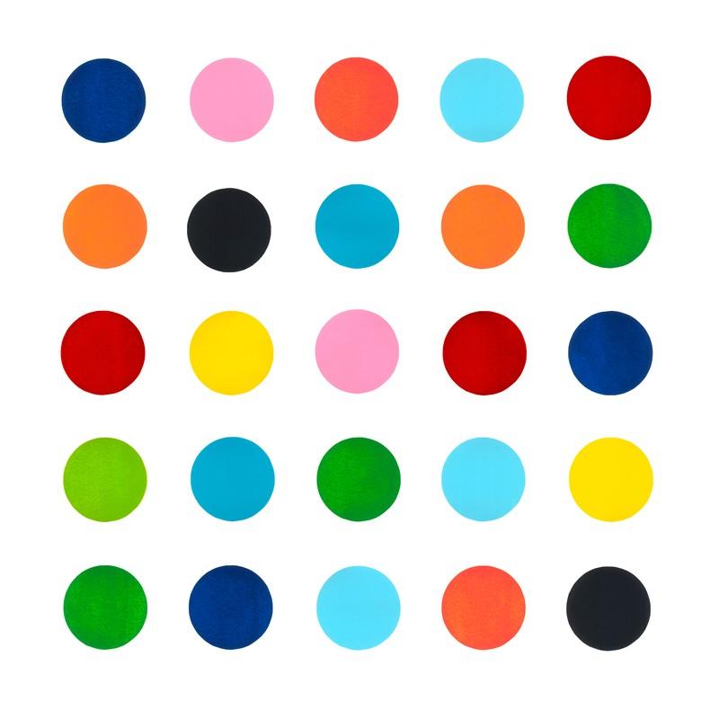 Dots clipart star  The Dots 1 Prints