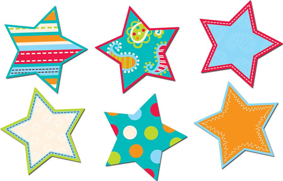 Dots clipart star Larger Designer Turquoise View Dots