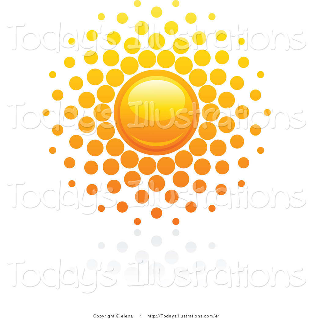 Dots clipart sun A Summer of Clipart and