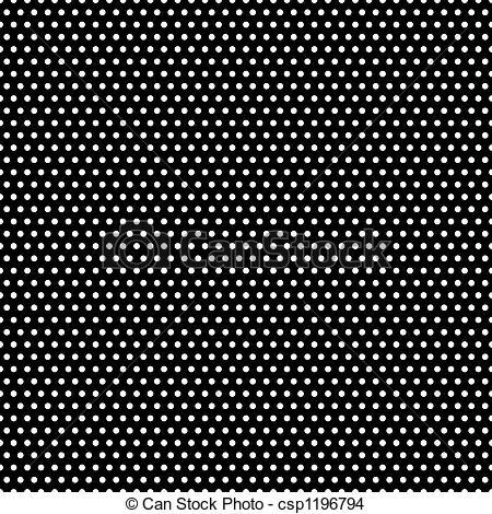 Dots clipart tiny dot Pattern Polka Black Drawing csp1196794