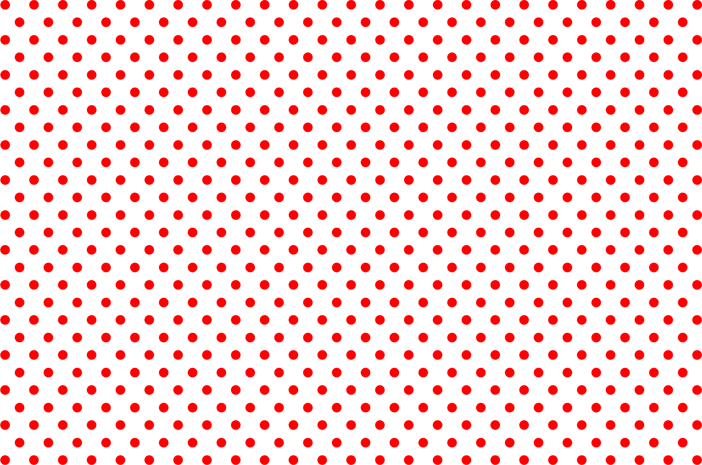 Dots clipart transparent Dot Red Red clip 2340x1550px