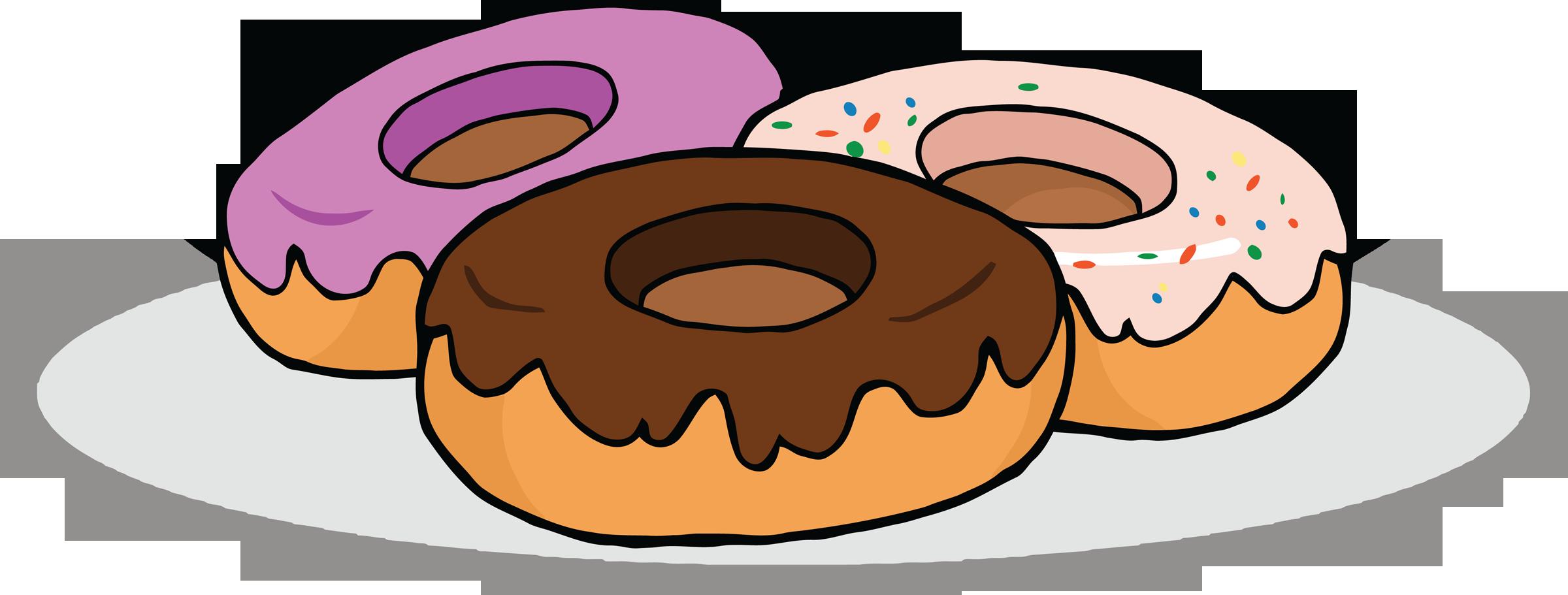 Doughnut clipart Cliparting free donut clip clipart