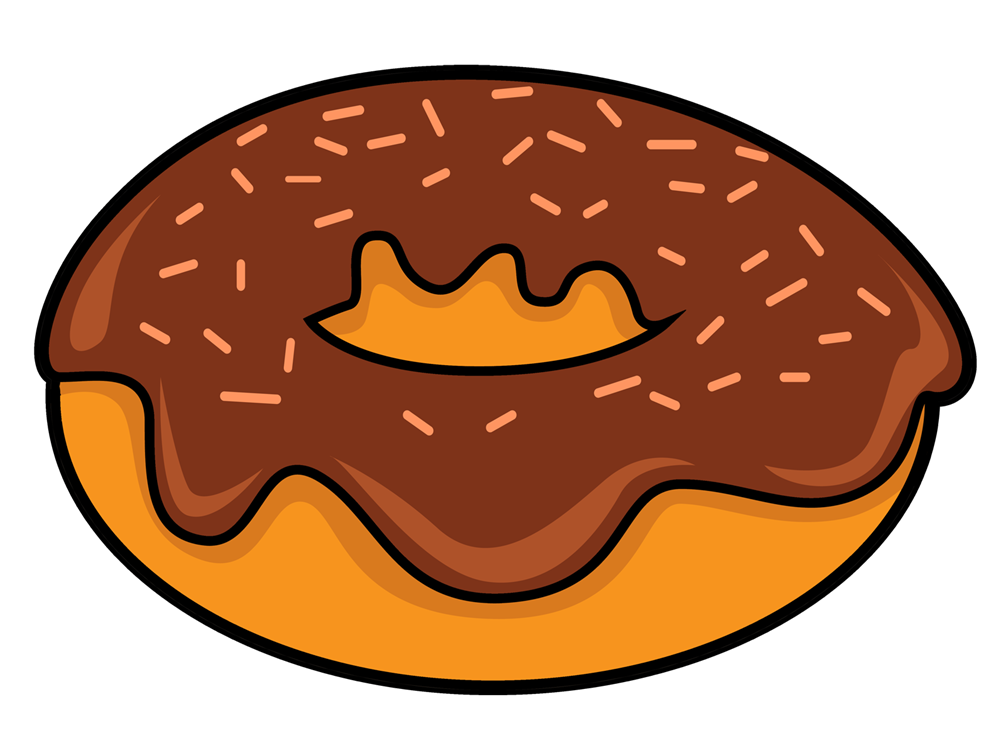 Doughnut clipart An yours this Free clip