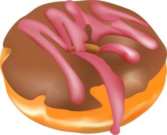 Doughnut clipart Com art clip Donut doughnut