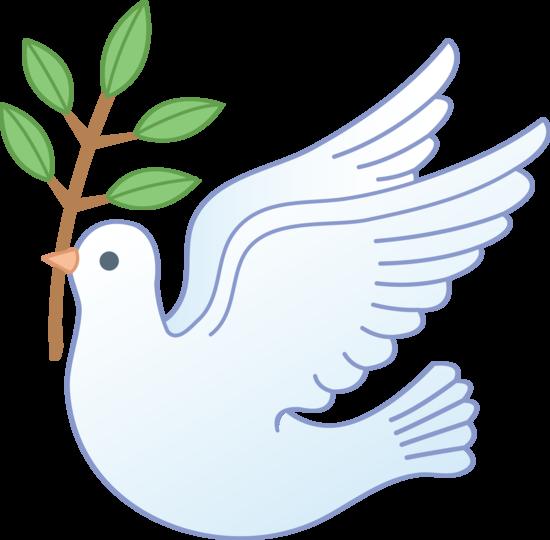 Peace Dove clipart Confirmation clipartix dove clipart Dove