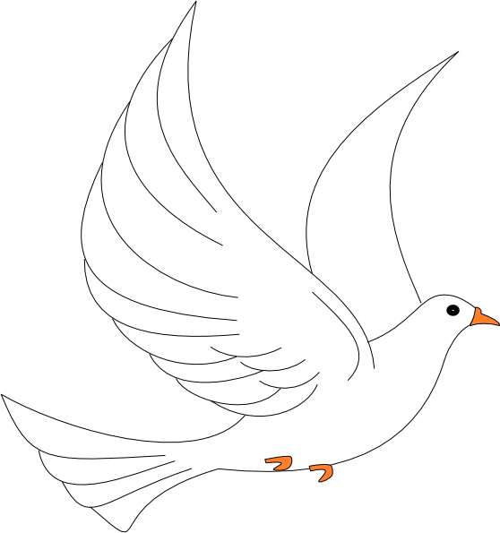 Mourning Dove clipart confirmation Clip Download Art Dove vector
