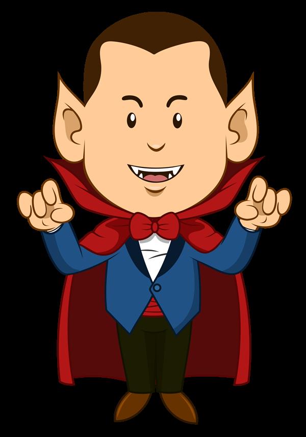 Dracula clipart Dracula Public Clip Domain &