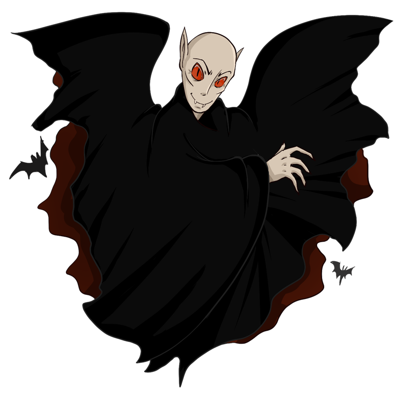 Dracula clipart Free your Clip Dracula looking