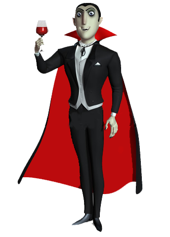 Dracula clipart Panda Art Free Images Clipart