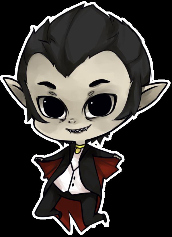 Dracula clipart chibi DeviantArt by Dracula by Dracula