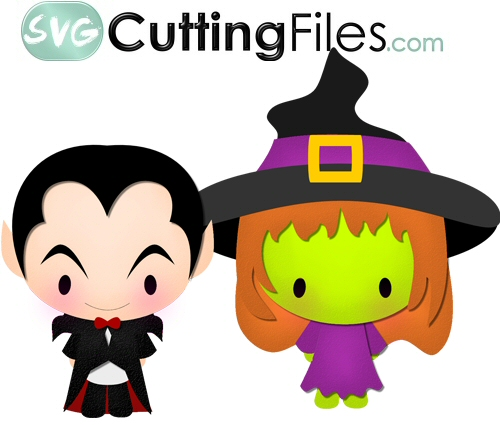 Dracula clipart chibi Dracula Chibi Cutting Chibi SVG
