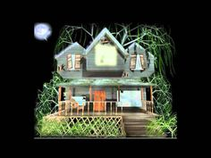 Dracula clipart creepy house Bear for a House a