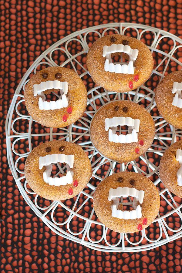 Dracula clipart halloween food Two PumpkinsHalloween the ideas middle