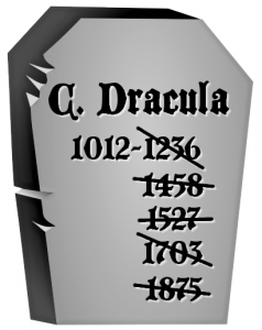 Dracula clipart halloween tombstone Epitaph Art Dracula Download Dracula