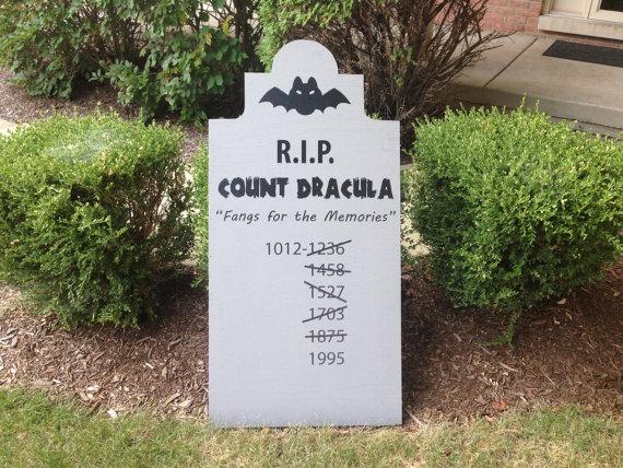 Dracula clipart halloween tombstone Typat Headstone Halloween Images Halloween