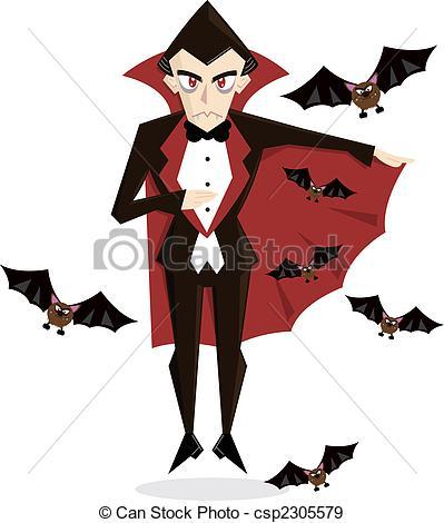 Dracula clipart logo Stock halloween of  halloween