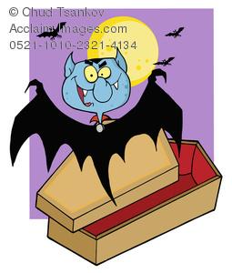 Dracula clipart moon Dracula a Clipart Clipart A
