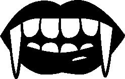 Teeth clipart halloween Vampire Fangs Fangs PNG Vampire