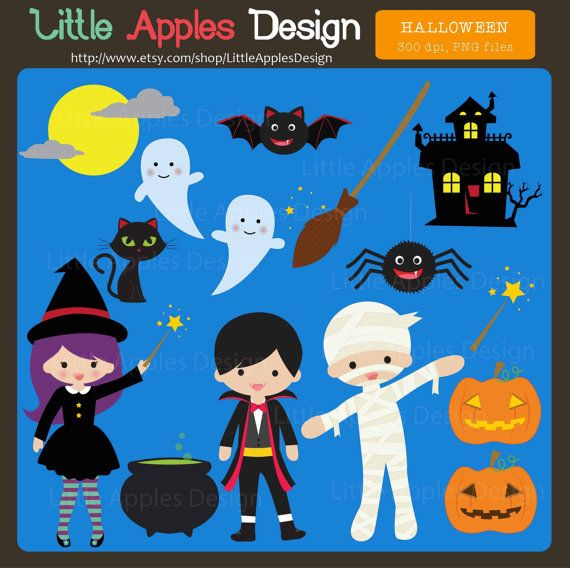 Dracula clipart witch face / about Halloween / Ghost